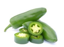 Jalapenos Royalty Free Stock Photos