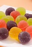 Jalea de fruta Fotos de archivo libres de regalías