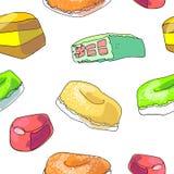 Jalea del caramelo Fotos de archivo