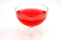 Jalea roja #2 Imagen de archivo libre de regalías