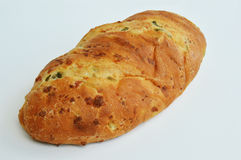Jalepeno Cheese Bread Royalty Free Stock Images