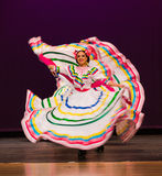 Jalisco Mexican Dance Royalty Free Stock Photos