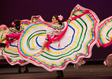 Jalisco Mexican Dance Royalty Free Stock Image
