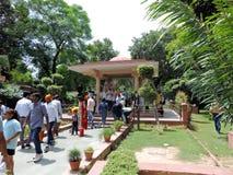 Jallianwala Bagh,阿姆利则,印度 免版税图库摄影