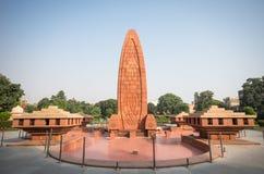 Jallianwala Bagh minnesmärke arkivfoton