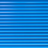 Jaloezies Gestemd blauw Stock Afbeelding