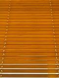 jalousie bambusowy obraz stock