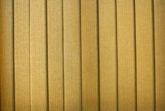 Jalousie de textile Photos libres de droits