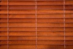 jalousie drewniany Obraz Stock