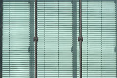 Free Jalousie Window Royalty Free Stock Photography - 8702957