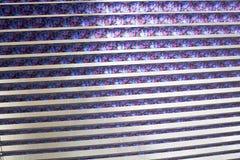 Jalousien als Hintergrund Stockbilder