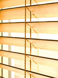 Jalousies de bambu Imagens de Stock Royalty Free