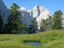 Free Jalovec Peak Stock Photos - 7922363