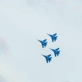 Jalta - 12. Juni Feiern des Tages von Russland Stockbilder