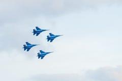 Jalta - 12. Juni Feiern des Tages von Russland Lizenzfreie Stockfotos