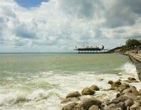 Jalta, Krim stockfotografie