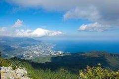 Jalta, Krim, Ukraine Stockbilder
