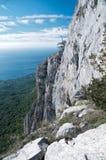Jalta in Ucraina Immagini Stock Libere da Diritti