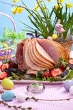 Jamón de Pascua Imagenes de archivo