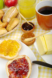 Jam Breakfast Royalty Free Stock Photos