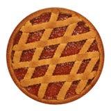 Jam cake Stock Image