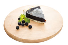 Jam cake Stock Photo