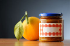 Jam can Royalty Free Stock Image