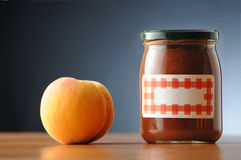 Jam can Royalty Free Stock Photos