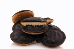 Jam cookies Royalty Free Stock Photos