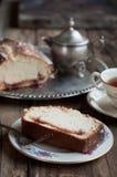 Jam Filled Pound Cake Royalty Free Stock Photos