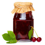 Jam jar Royalty Free Stock Images