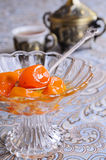 Jam from kumquats Royalty Free Stock Photo