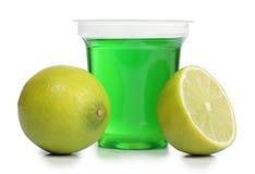 Jam of lemon Royalty Free Stock Photo