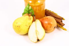 Jam Pear Royalty Free Stock Photography