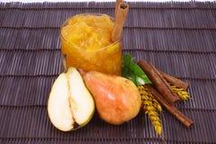 Jam Pear Royalty Free Stock Photo