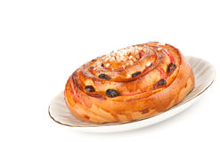 Jam roll Royalty Free Stock Photography