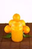 Jam Tangerines Royalty Free Stock Photos