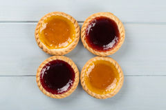 Jam Tarts Royalty Free Stock Images