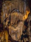 Jama Baredine, stalactite cave, Istria, Croatia. The stalactite cave Jama Baredine in Nova Vas, Porec, Istria, Croatia, Europe - Bilder stock photo
