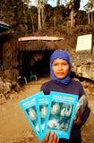 Jama gong Pacitan Indonezja obraz stock