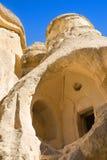 Jama kościół w Cappadocia Zdjęcia Royalty Free