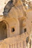 Jama kościół w Cappadocia Obraz Stock