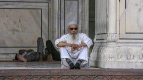 Jama Majid, Дели, Индия Стоковая Фотография RF