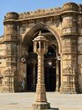 Jama Masijd meczet w Ahmedabad Zdjęcie Stock