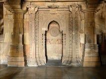 Jama Masijd meczet w Ahmedabad Fotografia Royalty Free