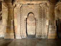 Jama Masijd mosque in Ahmedabad Royalty Free Stock Photography