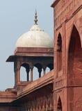 Jama Masjid,老德里 库存图片