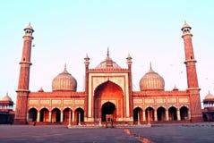 Jama Masjid Royalty-vrije Stock Afbeelding