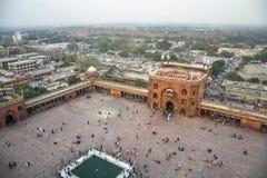 Jama Masjid obrazy stock