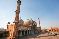 Jama masjid Stock Images